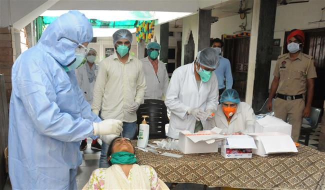 Punjab records 1,035 coronavirus cases, 36 deaths; state tally climbs to 27,936
