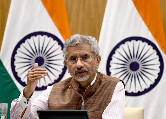 Future of India-China ties depends on reaching 'some kind of equilibrium': Jaishankar