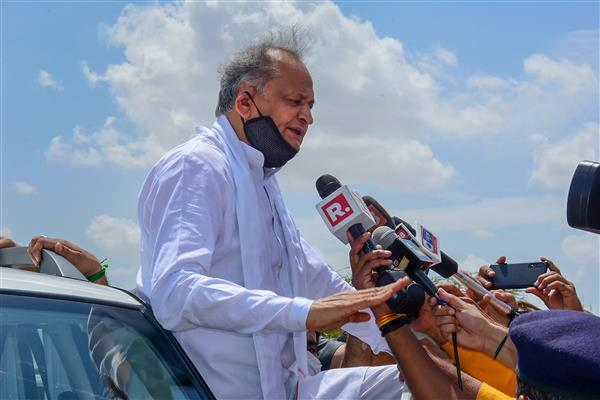If high command forgives rebels, I will welcome them back: Gehlot