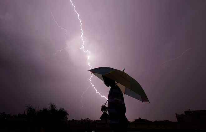 Lightning kills three in UP's Raebareli