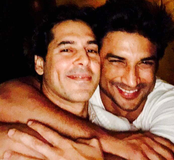 I hosted no party for Sushant, others at my house day before he died: Dino Morea