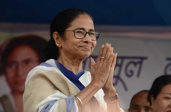 Mamata opposes erection of controversial wall at Visva Bharati