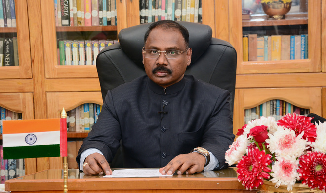 Day after quitting as J-K Lt-Governor, Murmu appointed CAG