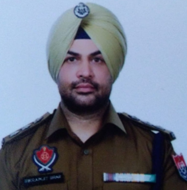 Lone Punjab cop to get home minister's medal has led many high-profile cases
