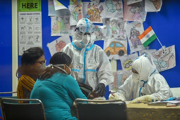 Coronavirus: India's tally reaches 34.6 lakh, toll rises to 62,550