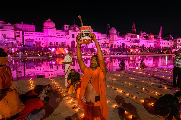 With Ram Temple comes true PM Modi's decades-old resolve on visiting Ayodhya