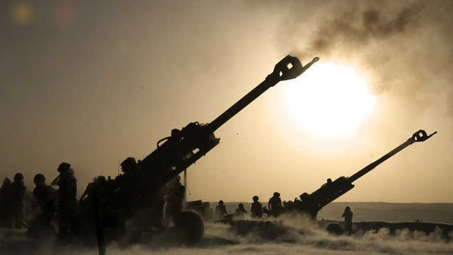 Army asks private firms to meet its ammunition requirements for next 10 years