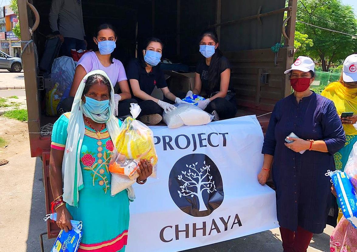 Three Chandigarh schoolgirls launch venture to assist Covid-impacted underprivileged