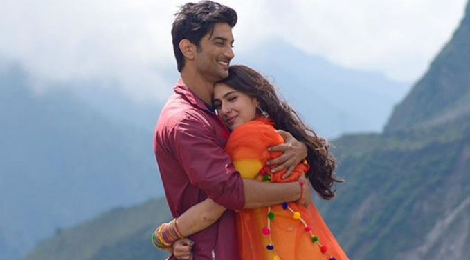 Sushant and Sara were 'totally in love' during 'Kedarnath' promotions: Actor's friend
