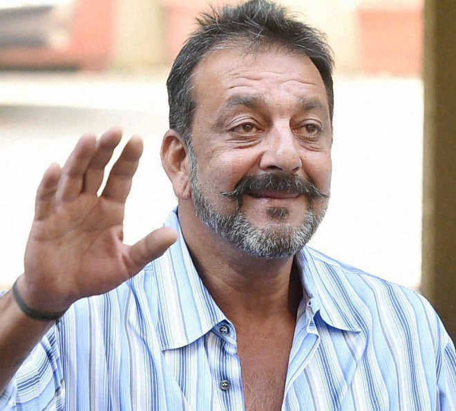 Actor Sanjay Dutt hospitalised