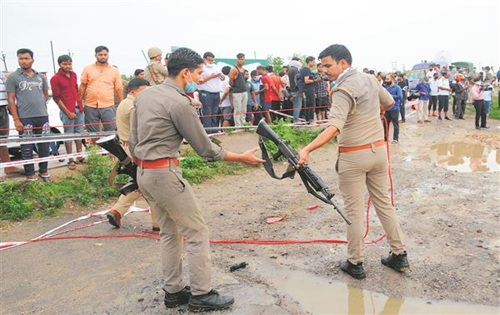 Gun culture behind state of lawlessness in UP