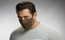 'Sure that you're still Being Human?', Salman Khan slammed for tweeting picture of wearing mask of his brand