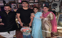 Ibrahim Ali Khan's one-word response to Saif Ali Khan, Kareena Kapoor Khan pregnancy announcement