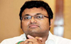 Lok Sabha MP Karti Chidambaram tests positive for coronavirus