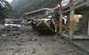 2 killed in massive landslide on Chandigarh-Manali highway