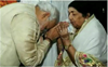 Lata Mangeshkar wishes Modi on Raksha Bandhan, PM says her message is an 'inspiration'