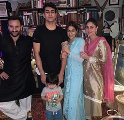 Ibrahim Ali Khan's one-word response to Saif Ali Khan, Kareena Kapoor Khan pregnancy announcement