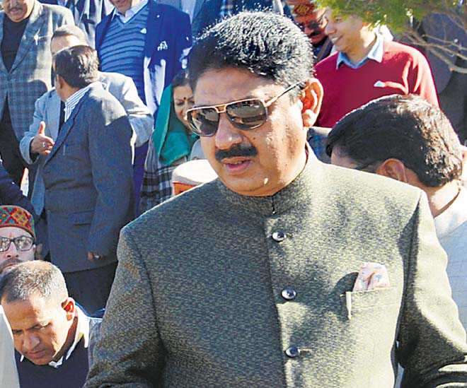 All eyes on Pathania to put BJP house in order