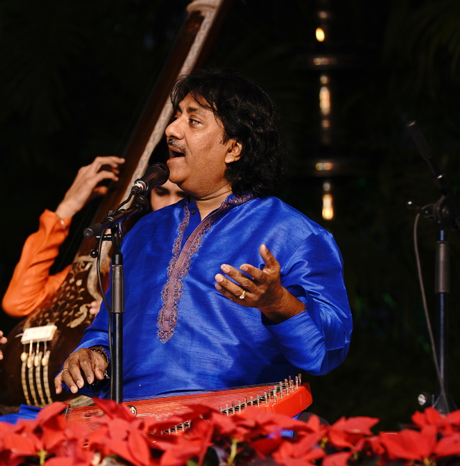 Digital might be the future, says Ustad Rashid Khan