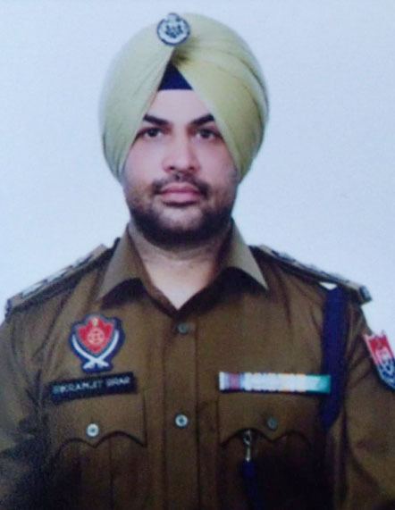 DSP bags medal for excellence