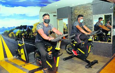 Restrictions lifted, fitness freaks still skeptical about hitting gyms