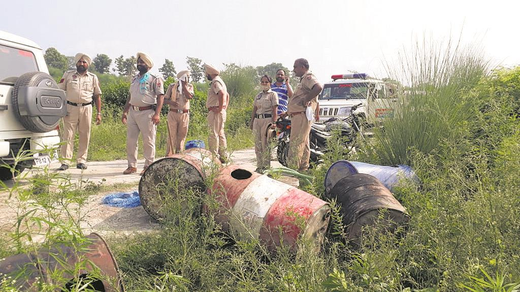 2 Patiala towns' link to liquor deaths
