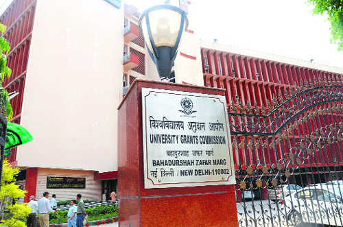 Degrees invalid if no exams held UGC