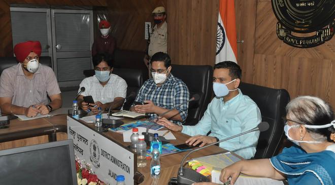 Jalandhar Deputy Commissioner seeks infra boost for Civil Hospital