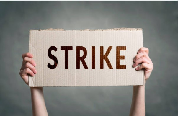 Clerical staff strike enters Day 6 in Patiala