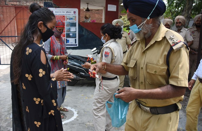 Covid dampens Rakhi spirit at Ludhiana Central Jail