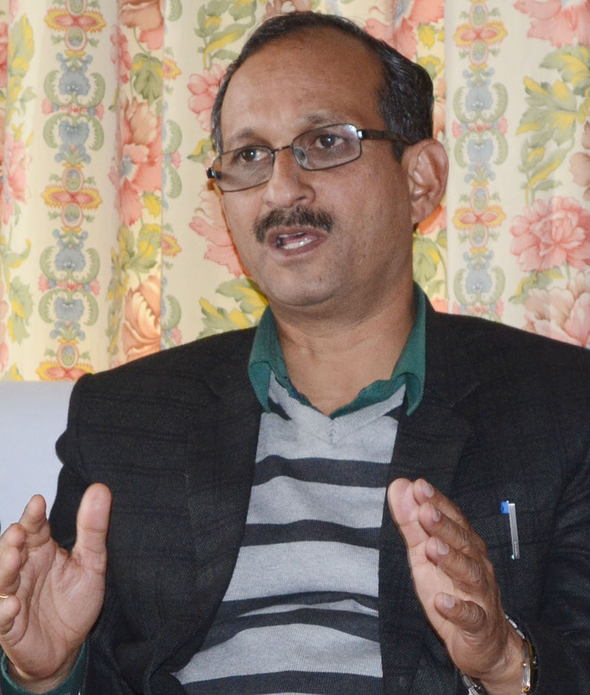 Satpal Singh Satti named Himachal finance commission chief