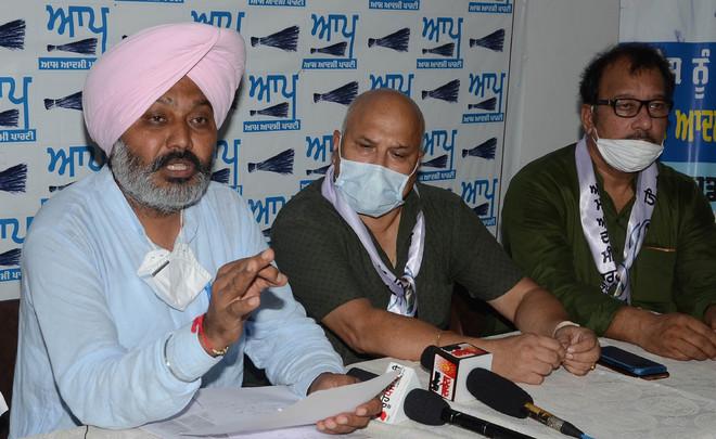 Lack of facilities at Covid centres a matter of concern: Harpal Cheema