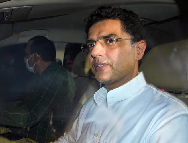 Rajasthan crisis ends, prodigal Pilot returns after meeting Rahul