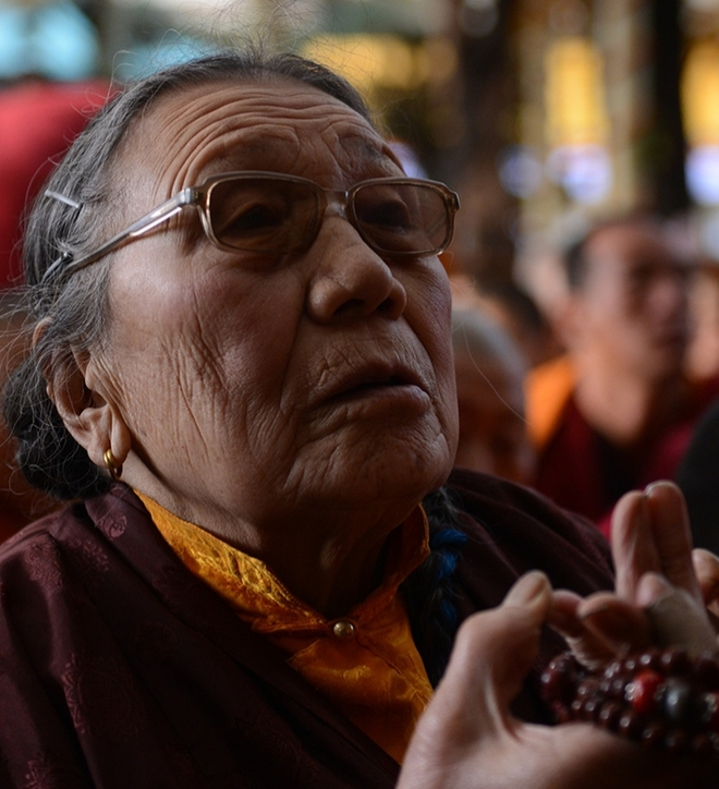 Tibetan, who spent 27 years in Chinese prison, dies