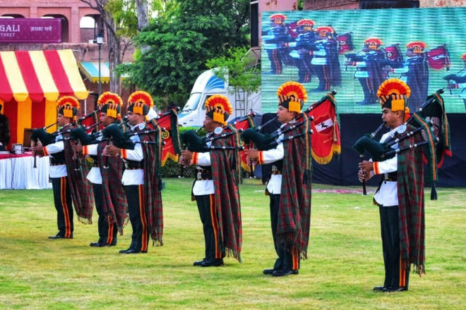'Live Band Concert' held for Covid warriors