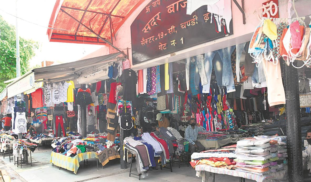 Odd-even for 11 Chandigarh markets from today