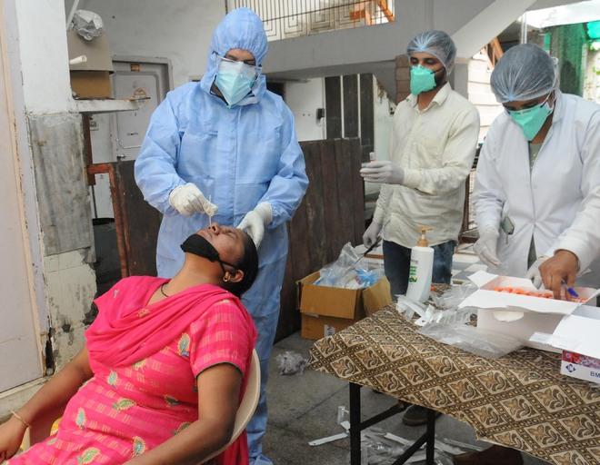 4 Covid deaths in Jalandhar district, 174 test positive