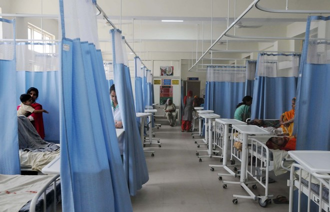 More beds for city patients
