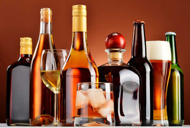 Smuggler held with 22 cases of liquor