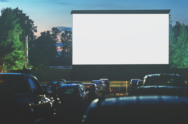 Drive-in cinemas come calling