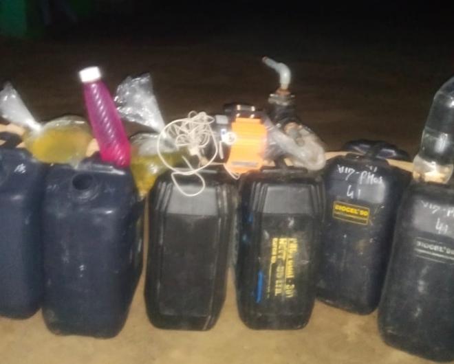 Check stocks of neutral spirit in distilleries, govt tells cops