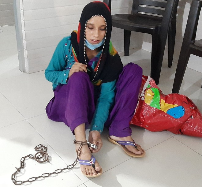 Alleging torture, ashram inmate refuses to accompany her in-laws