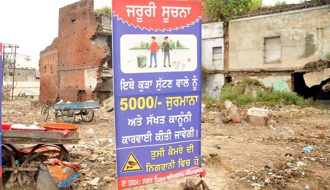 Garbage dump: MC order falls on deaf ears