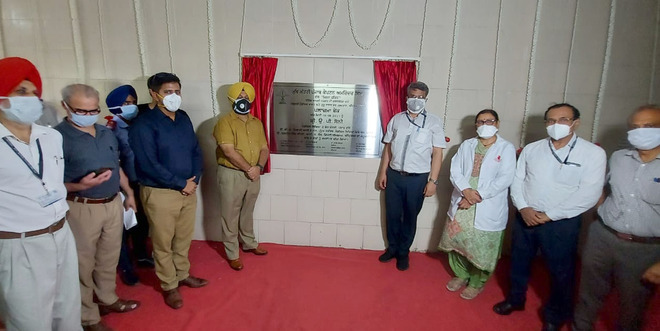 Amritsar District gets plasma bank to aid fight against Covid