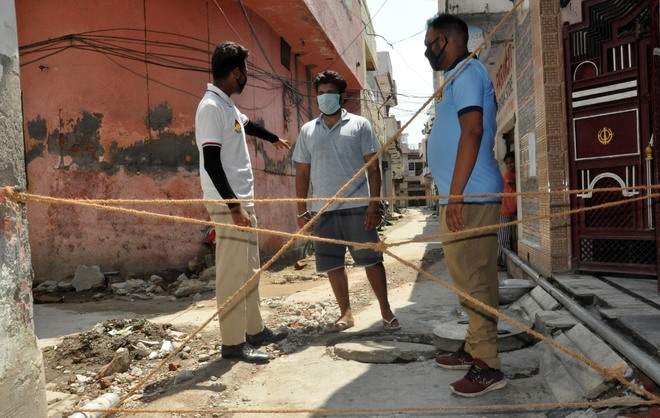 4 more lose life, 55 fresh Covid cases in Amritsar district