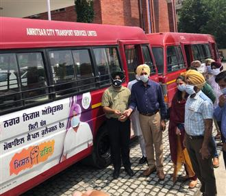 Two more testing vans to take samples in Amritsar district