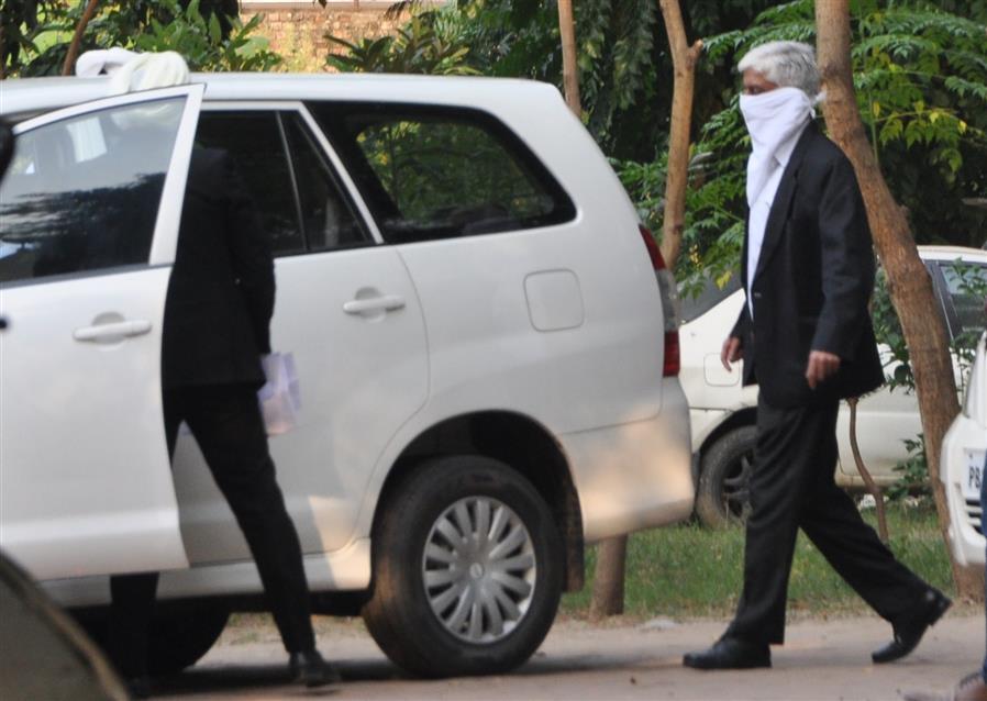 Multani case: SIT summons Punjab ex-DGP Sumedh Saini again on Wednesday