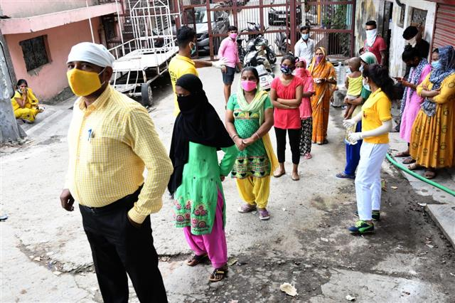Nation sees 10 lakh coronavirus cases in 11 days; tally goes beyond 50 lakh