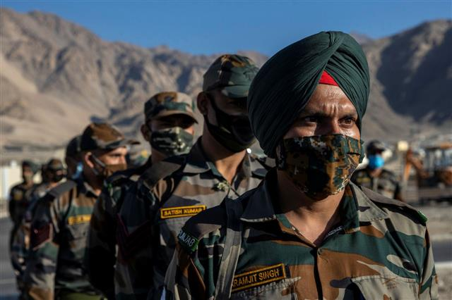 Indian Army distances itself from retired Brigadier`s statement on China