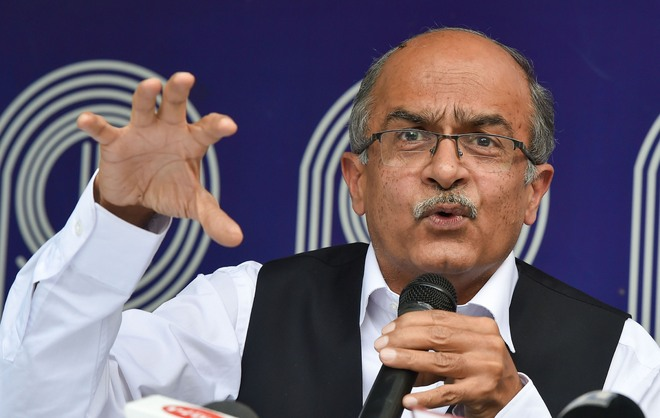 Indian-Americans self-impose one dollar fine in solidarity with Prashant Bhushan